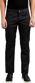 Versace Collection Men's Dark Gray Classic Jeans US 32 IT 48;