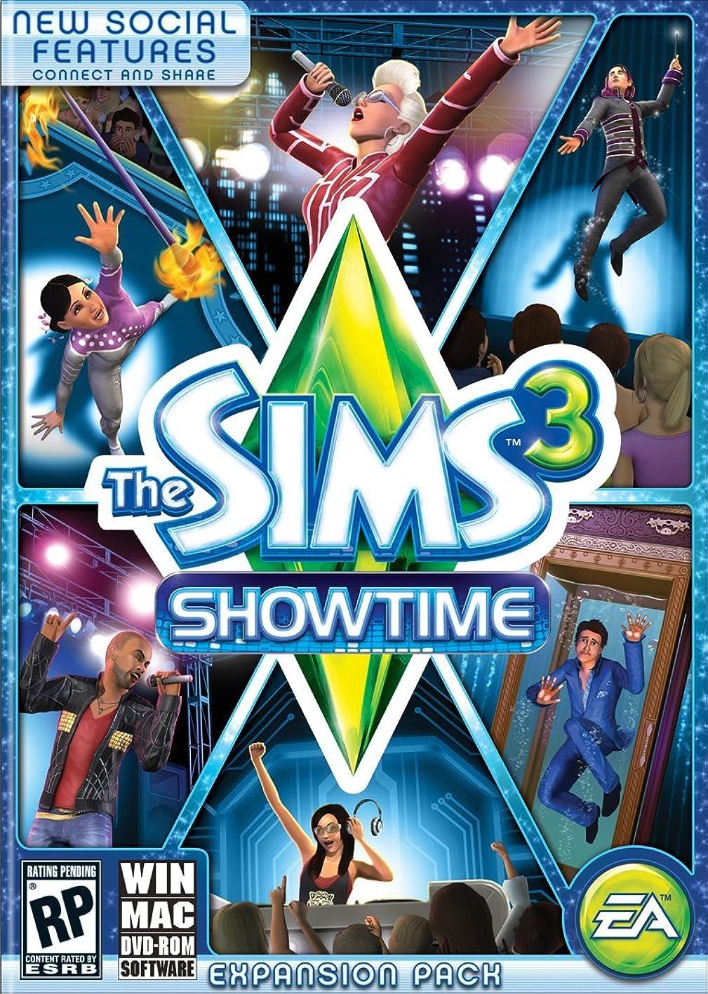 争うだらしないインタラクションThe Sims 3: Showtime - Limited Edition (輸入版)