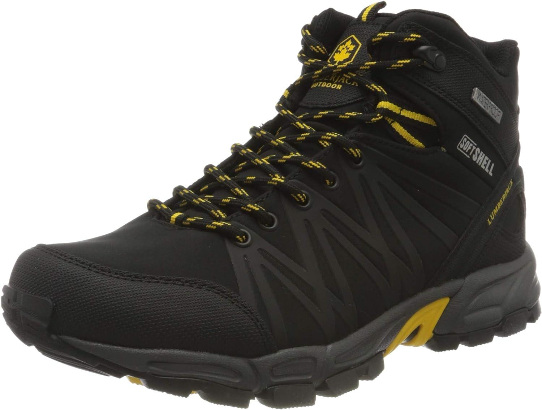Washington Mall lumberjack Men's Shell National uniform free shipping Boot Oxford