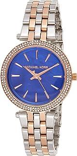 Women's Mini Darci Silver-Tone Watch MK3651