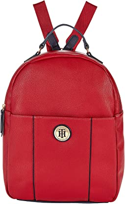 Roxy II - Backpack - Pebble PVC
