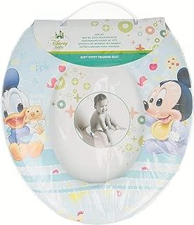 DISNEY BABY  Reductor Mini WC con Asas Mickey Baby Point Pot azul