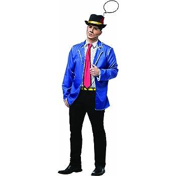 Disfraz de Pop Art para hombre: Amazon.es: Ropa y accesorios