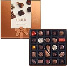 Neuhaus Belgian Chocolate Classic Discovery Collection (25 pieces) - Gourmet Milk, Dark, and White Chocolate Assortment Box