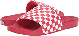 (Checkerboard) Racing Red
