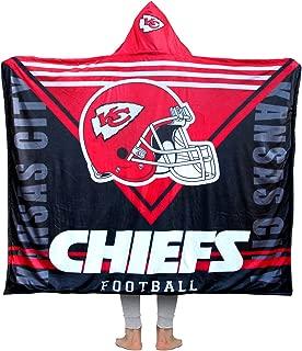 Football Team Hooded Blanket Throw Blanket Air Blanket Sports Style 3D Printing Soft Warm Fleece Sherpa 50