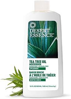 دهانشویه روغن درخت چای Desert Essence 16 Fl Oz