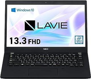 NEC ノートパソコン LAVIE Direct PM(X) 【Web限定モデル】 (ブラック) (Core i5/8GBメモリ/256GB SSD/Officeなし/Windows 10 Home) YS-NG54-PX