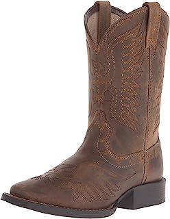 Kids' Honor Western Cowboy Boot