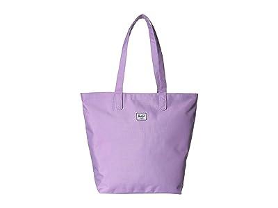 Herschel Supply Co. Mica (Lavendula Crosshatch) Tote Handbags