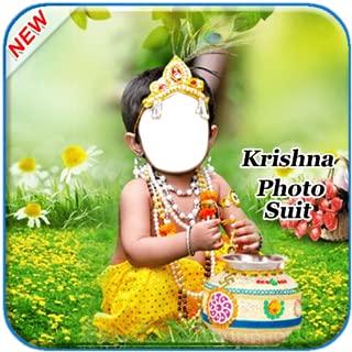 krishna Photo Suit Newppe