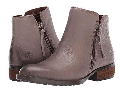 Born Olio (Grey Full Grain Leather) Women