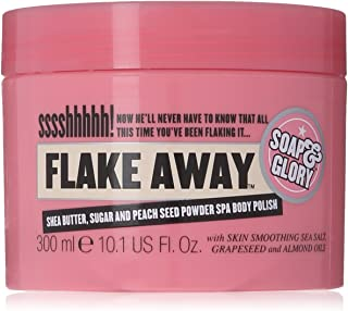 Soap & Glory Flake Away Body Scrub 300Ml