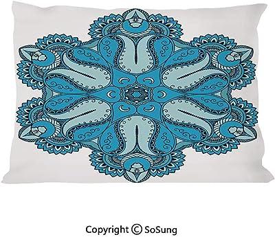 Amazon.com: Home recámara Decoración Personalizado almohada ...