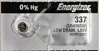 Marksman Energizer 337 SR416SW pour Montre Oxyde d'Argent