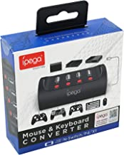 Mcbazel iPega PG-9133 Keyboard & Mouse Converter for NS Switch / PS4 / Xbox One / FPS Game