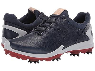 ECCO Golf BIOM G 3 (True Navy) Men