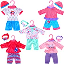 5-Pack Playtime Outfits for 10