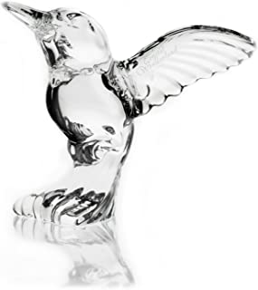 Crystal The Wonderland Hummingbird Clear Collectible Figurine