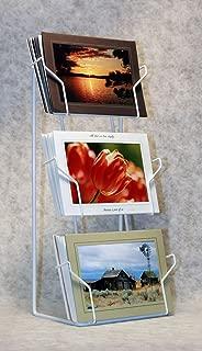 Photographer's Edge, Tabletop Rack, Horizontal Pockets For 5