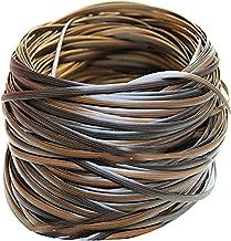 Kunststof Rotan Reparatieset, Meubelreparatie Rotan Materiaal Synthetisch Rotan Reparatiemateriaal Voor Het Weven En Repar...
