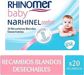 Amazon.es: 0 - 20 EUR - Cuidado de oídos y nariz / Higiene: Bebé