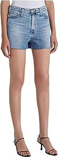 AG Adriano Goldschmied Women's Mikkel Vintage Fit Cut-Off Short