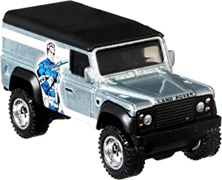 Hot Wheels Pop Culture Land Rover Defender 11 1:64 Scale Vehicle for Kids Aged 3 Years Old & Up & Collectors of Classic To...