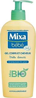 Mixa Bébé Organic Body and Hair Gel 250 ml