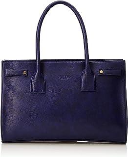 Nelle Harper Women's Handbag (Navyblue)