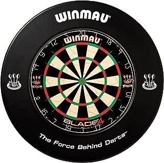 PerfectDarts WINMAU Black Dartboard Surround Rubber Ring