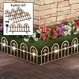 Best iron look fencing Reviews