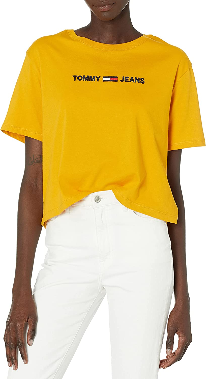 Tommy Hilfiger Women's Classic Graphic T-Shirt