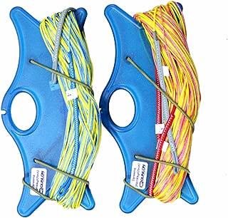 Qunlon Dyneema Kite Line Dual/Triple/Quad for Sport Traction Kite Flying