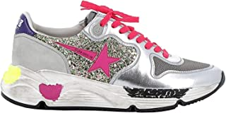 GOLDEN GOOSE Women's G35WS963E1 Multicolor Leather Sneakers