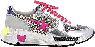 GOLDEN GOOSE Luxury Fashion Womens G35WS963E1 Silver Sneakers | Fall Winter 19