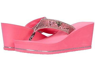 GUESS Sarry (Pink) Women