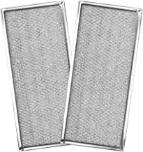 W10208631A Grease Filter for Whirlpool Microwave - Replacement Filter Aluminum Mesh for Whirlpool/Maytag/KitchenAid Microwave Oven 13