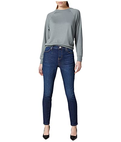 Jag Jeans Petite Valentina High-Rise Skinny Fit Jeans (West Side Blue) Women