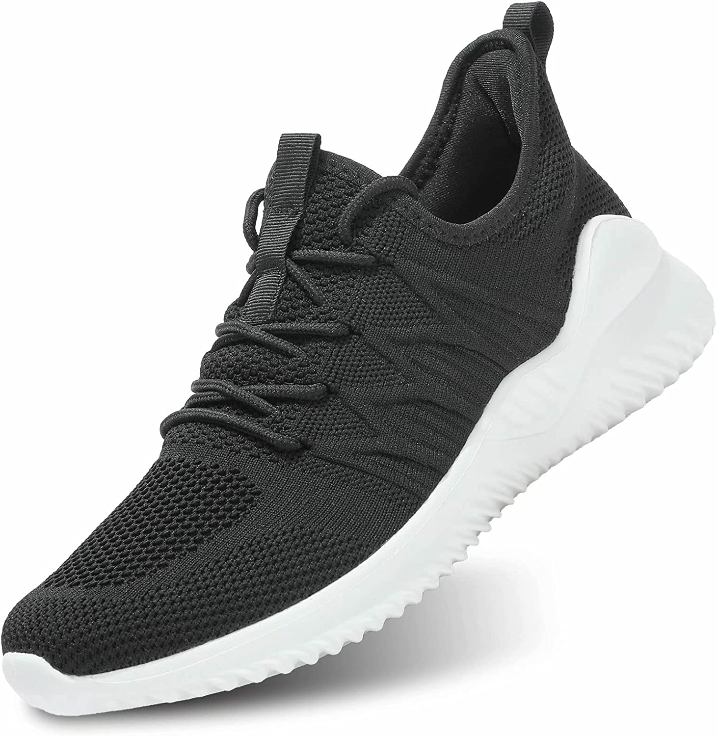 Mens Running Shoes Slip-on Sneakers Breathab Lightweight Walking security Discount is also underway