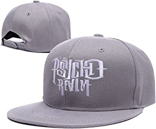 DEBANG The Psycho Realm Embroidery Hat Snapback Baseball Cap