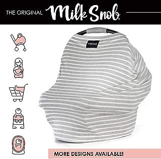 Milk Snob Cover Heather Stripe