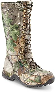redhead side zip hunting boots