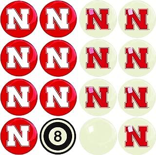 nebraska pool balls