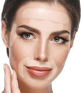 Facial Patches Wrinkle Remover Strips - 240 Face Tape Smoothies: Forehead Wrinkle Patches, Eye Wrinkle Patches, Wrinkles A...