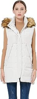 Best women's faux fur vest canada Reviews