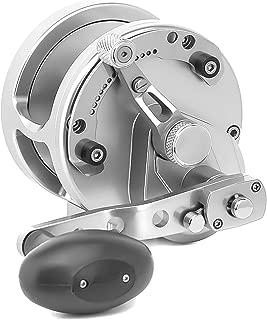 Avet HXJ 5/2 Two Speed Reel - Left-Hand - Silver