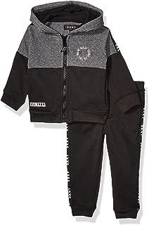 DKNY Baby Boys New York Fleece Hoody and Jog Pant