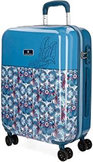 Valise Cabine Rigide Chantal Thomass Noire from Paris with Love 4 roulettes CT230N-51