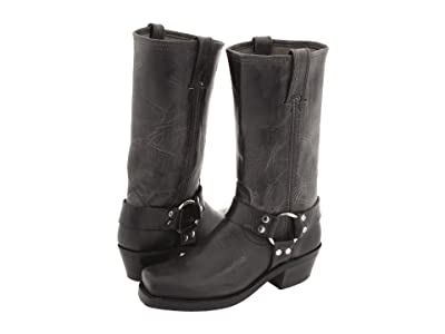 Frye Harness 12R (Charcoal Old Town) Women